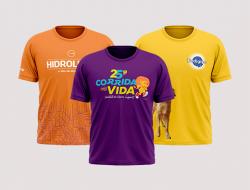 Como escolher as melhores opções camisetas personalizada